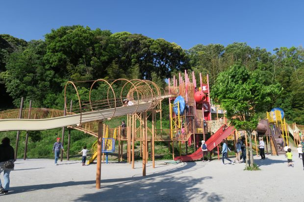 菊川市の22世紀の丘公園