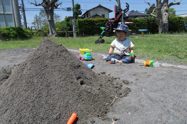 菊川市の青葉1号公園