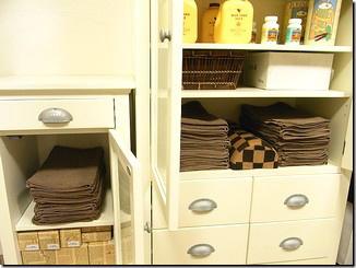 なごみ整体院 肌に直接触れるタオルの管理はしっかりおこなっています。