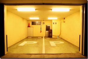 なごみ整体院 駐車場を3台分完備